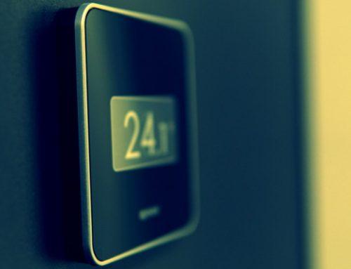 """Smart Home"" – kontrolės sistema. Projektas Santariškėse"